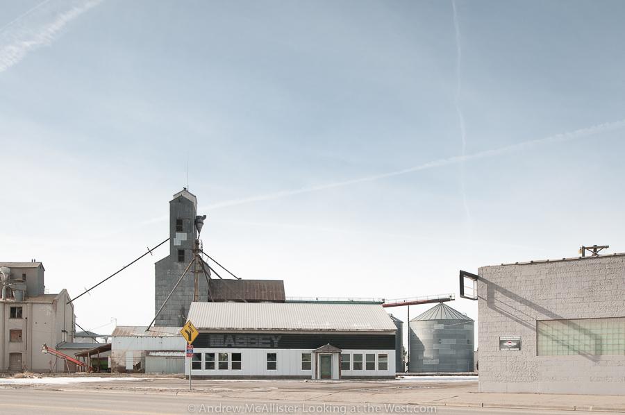 Preston Grain Silo