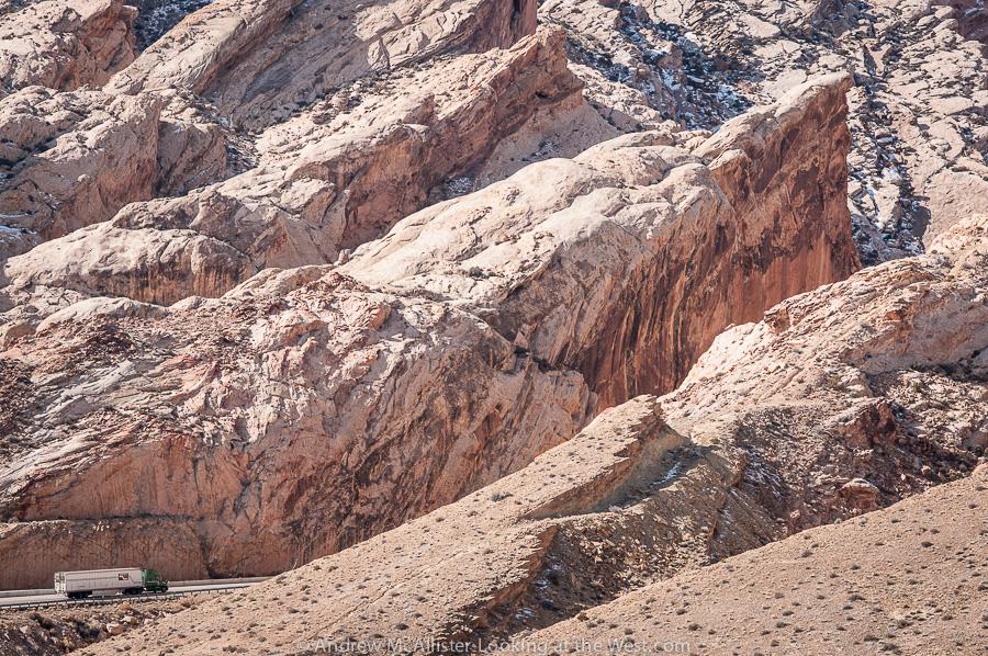 San Rafael Reef in Southern Utah
