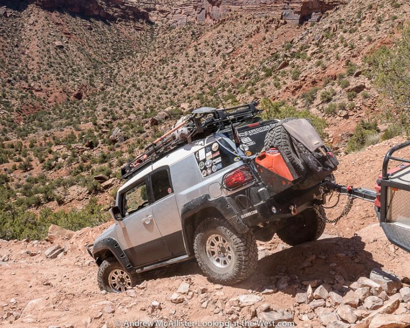 Cruise Moab 2013 Kokopelli Trail